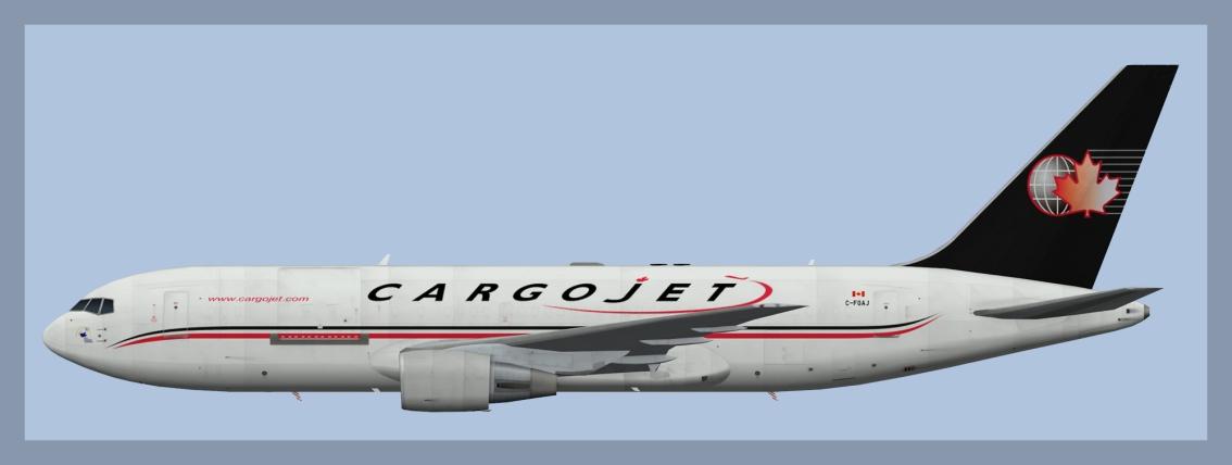 Cargojet Boeing 767-200ERF