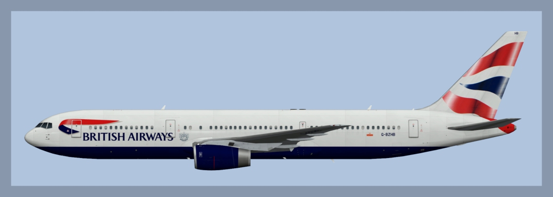 British Airways Boeing 767-300ER