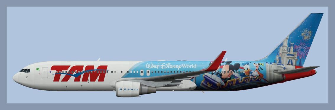 LATAM Airlines Boeing767-300ER