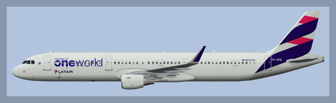 LATAM Airlines Airbus A321