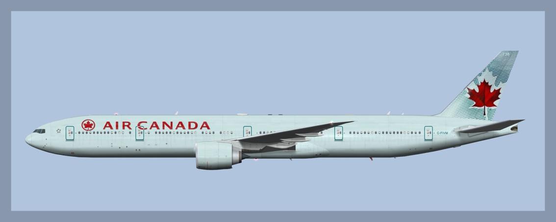 Air Canada Boeing777-300ER