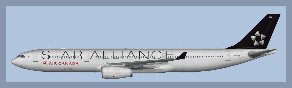 Air Canada AirbusA330-300