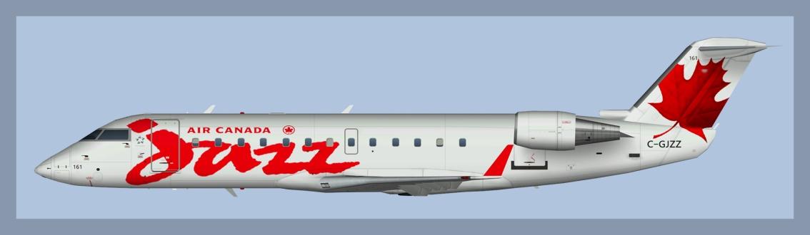 Air Canada Express Bombardier CRJ200OC