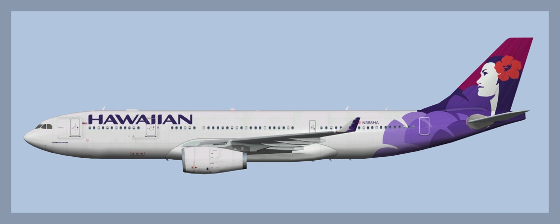 Hawaiian Airlines AirbusA330-200