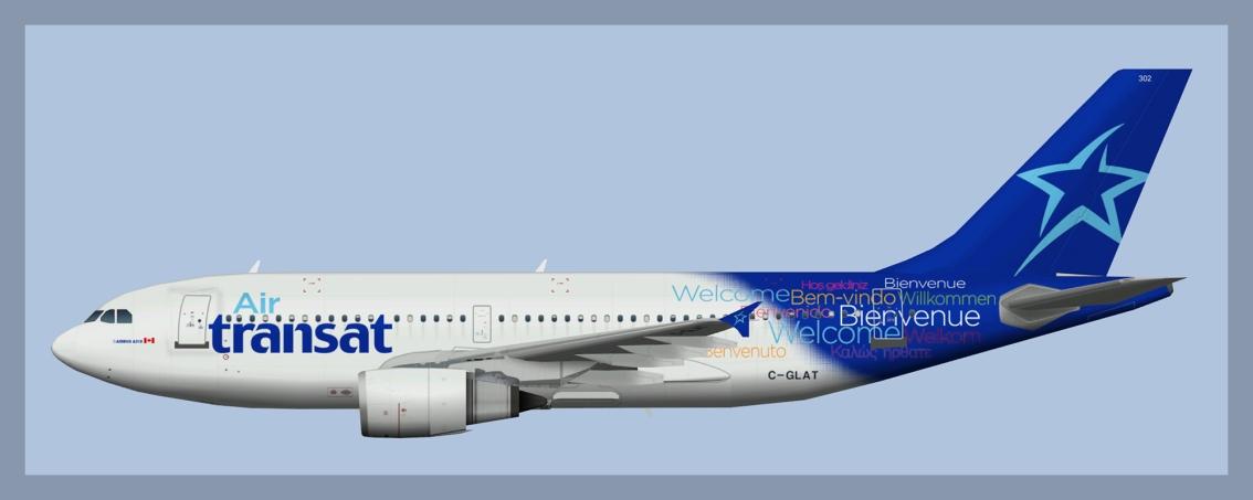 Air Transat AirbusA310-300