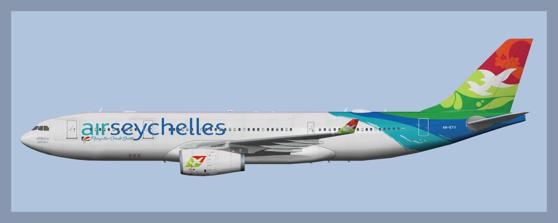 Air Seychelles AirbusA330-200