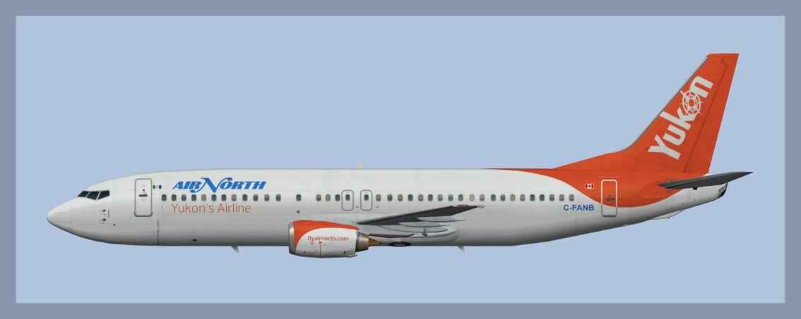 Air North Boeing 737-400