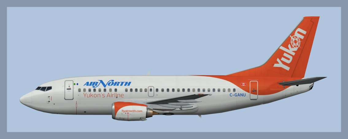 Air North Boeing 737-500 NC & OC