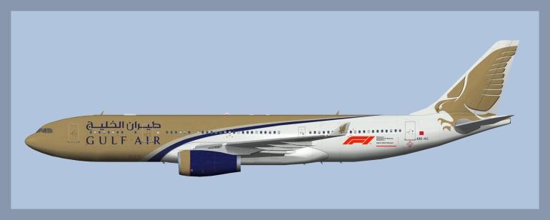 Gulf Air – ATCO Repaints