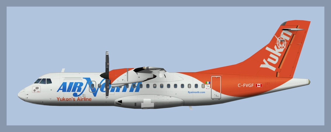 Air North ATR42-300