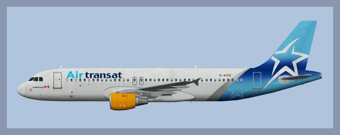 Air Transat AirbusA320