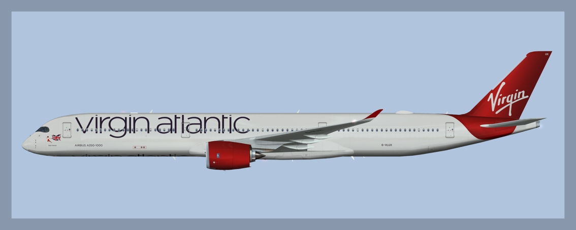Virgin Atlantic Airbus A350-1000