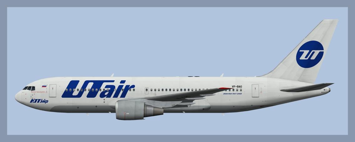 Utair Boeing 767-200OC