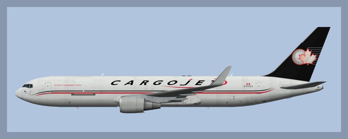 Cargojet Boeing 767-300W Update2020