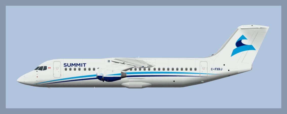 Summit Air Avro RJ85/100Fleet