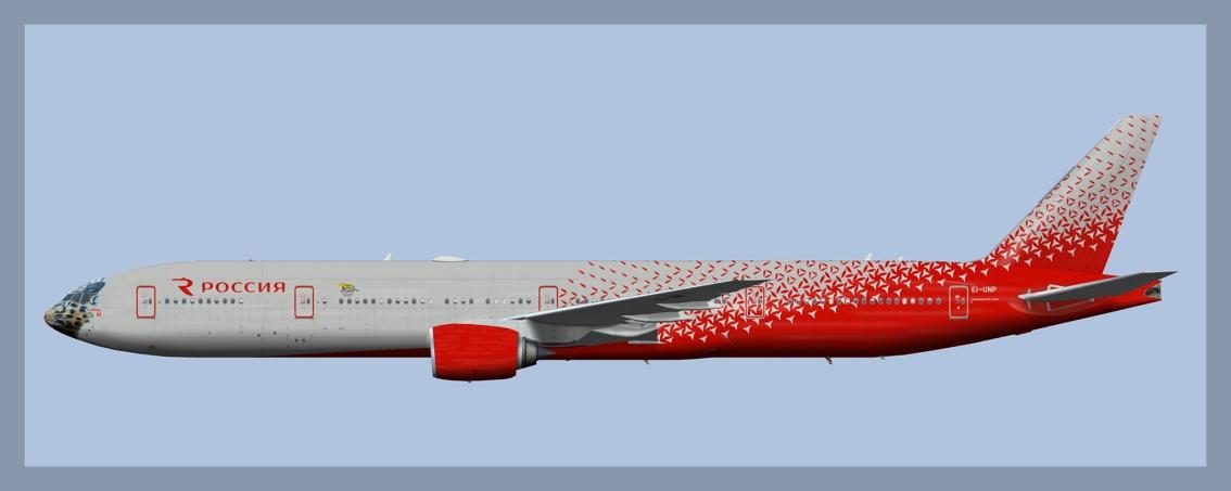 Rossiya Airlines Boeing 777-300Fleet