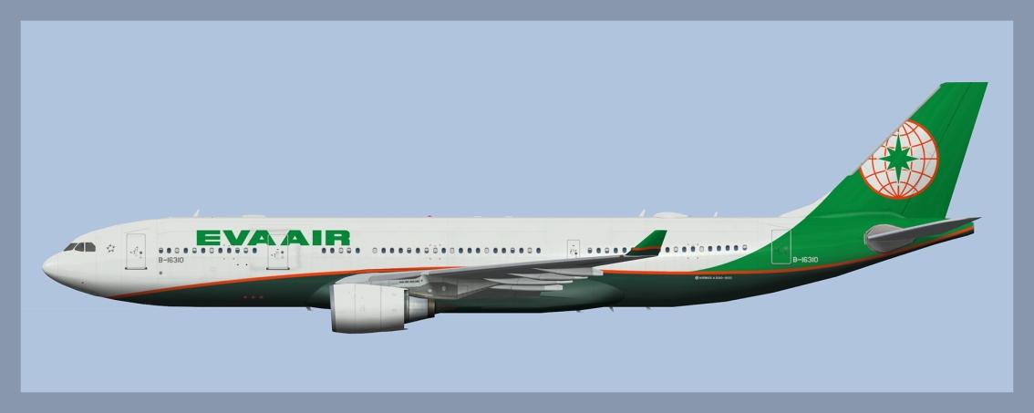 EVA Air AirbusA330-200