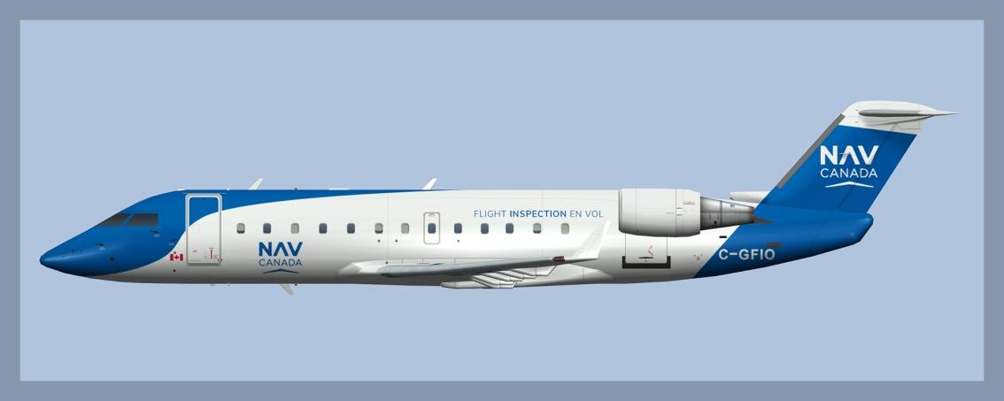 Navcanada Bombardier CRJ200