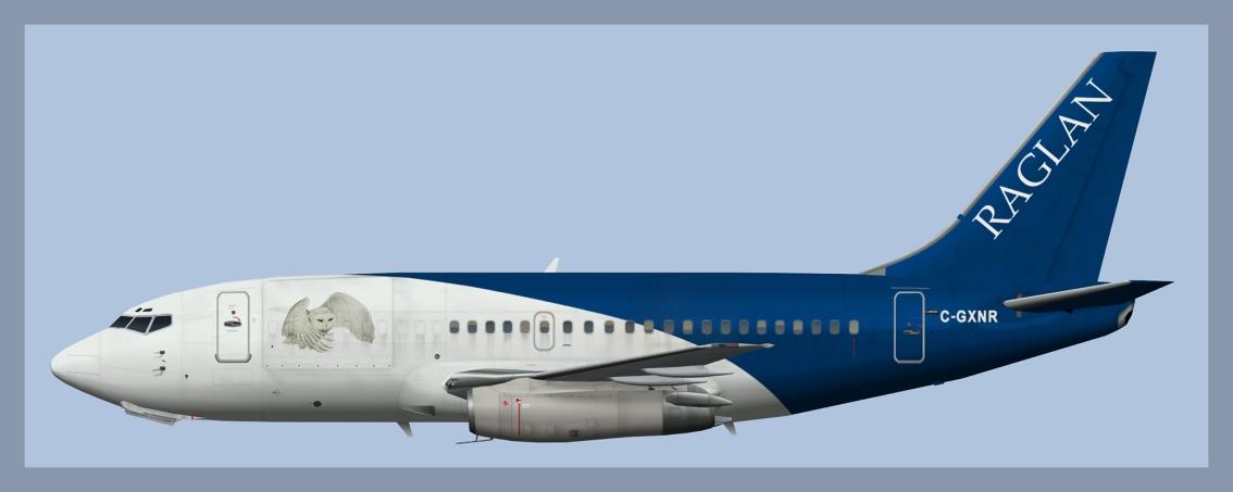 Glencore Canada Corp Boeing 737-200Fleet