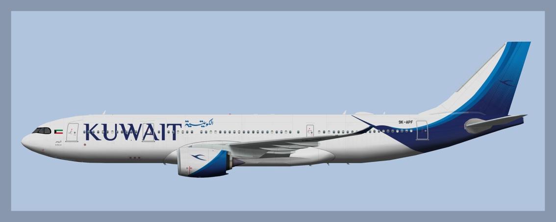 Kuwait Airways AirbusA330-800NEO