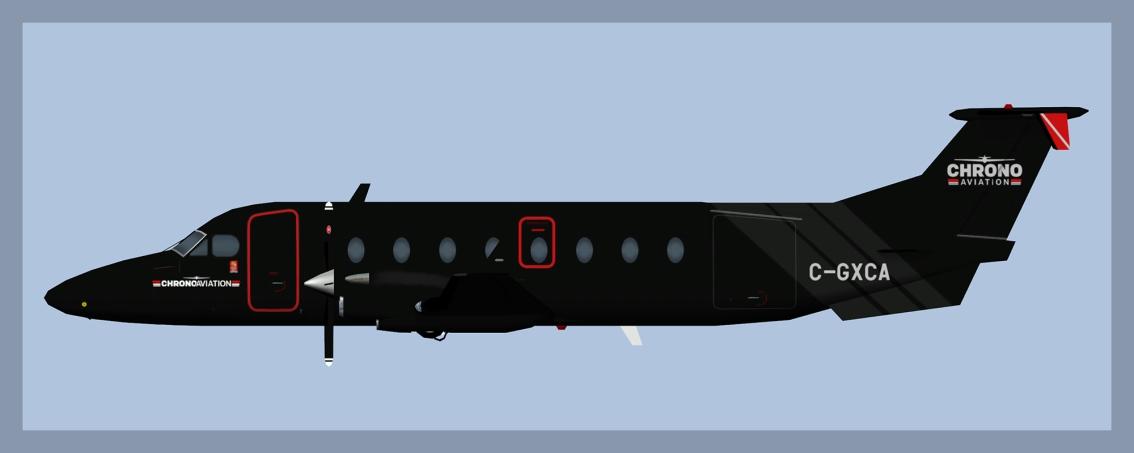 Chrono Aviation Beech1900D